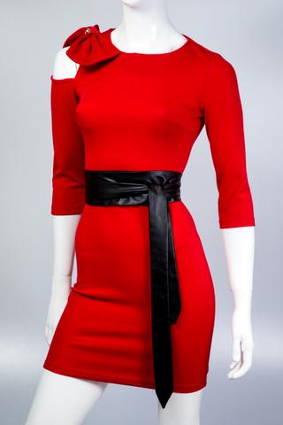 Макет платье