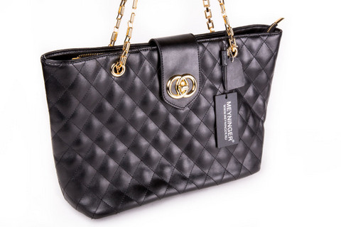 Предмет сумка чёрная
